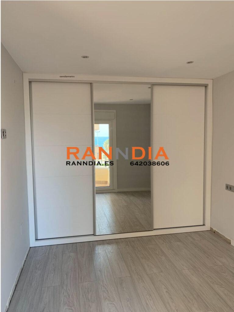 armario a medida 3 puertas con espejo benalmadena