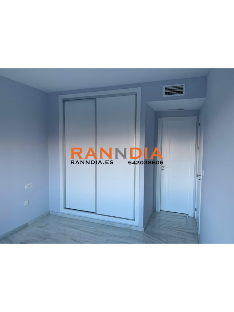 puertas de interior y armario benalmadena